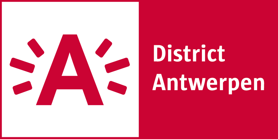 Logo district Antwerpen
